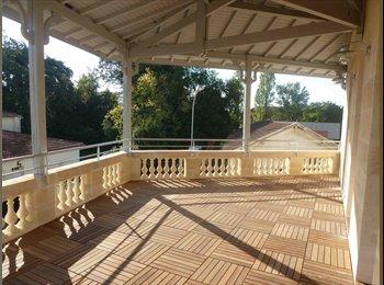 Appartager FR - Maison en colocation à BEGLES, Bordeaux - 450 € /Mois