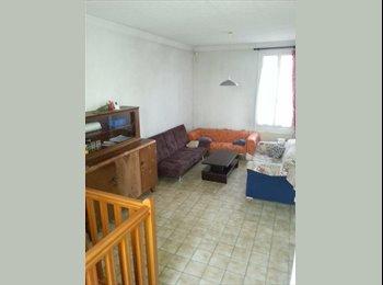 Colocation  pour 3 étudiant(e)s dans une maison