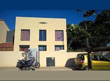 1 studio dans une villa à 5 kms de Montpellier