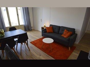 Appartager FR - Chambre dans T4 Métro Gratte-Ciel (Villeurbanne Ce, Villeurbanne - 300 € /Mois
