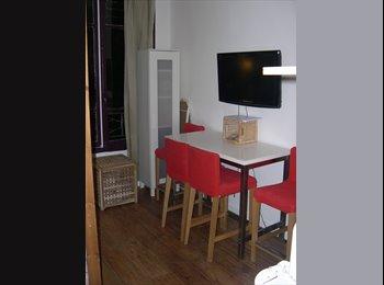 Studio Paris 20ème