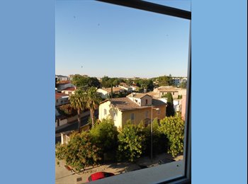 Appartager FR - coloc féminine à 5min à pied du centre ville et corum, Montpellier - 440 € /Mois