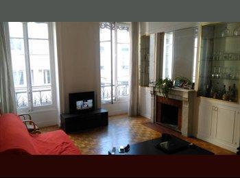 Appartager FR - Colocation 538€/Mois Lyon 6 FOCH, Lyon - 448 € /Mois