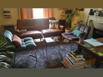 Une chambre à Denfert-Rochereau