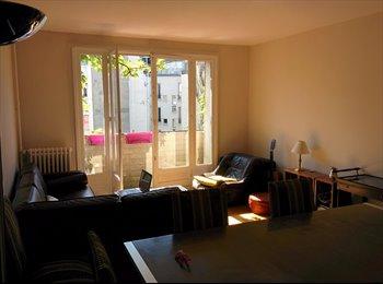 Appartager FR - chambre dans colocation 660 € tout compris, paris/boulogne ALL INCLUDED, Boulogne-Billancourt - 610 € /Mois