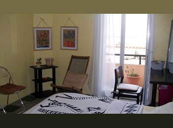 Appartager FR - chantal,celibataire loue chambre meuble pour femme - Perpignan, Perpignan - 350 € /Mois