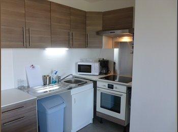 Reste 1 chambre dans meublées appartement neuf