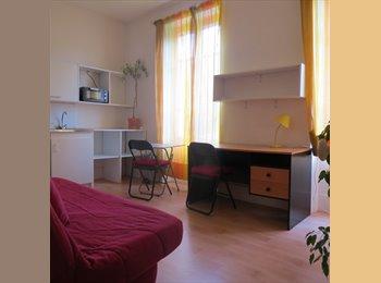 Appartager FR - STUDIO DANS MAISON DE VILLE avec JARDIN, Grenoble - 350 € /Mois