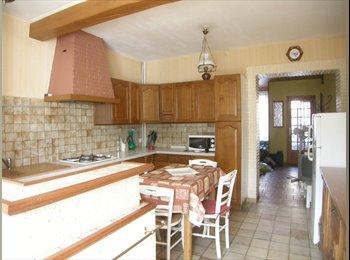 Appartager FR - Colocation maison amiénoise idéale pour 3 étudiants - Amiens, Amiens - 1335 € /Mois