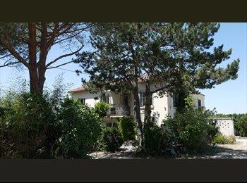 Appartager FR - Grand mas avec dépendances et terrain - Carpentras, Carpentras - 430 € /Mois