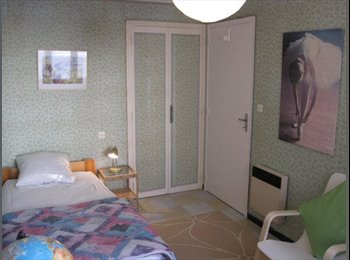 Appartager FR - For Rent Flat 26 m2 in colloc with prop - Prés d'Arènes, Montpellier - 440 € /Mois
