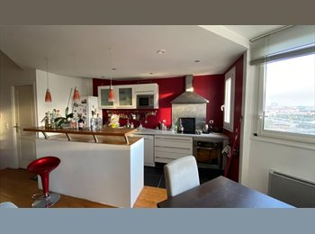 Duplex style LOFT 4 chambres -