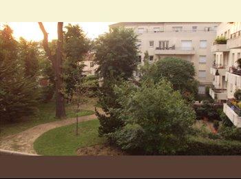 Appartager FR - chambre dans appartement 50m2, Paris - Ile De France - 400 € /Mois