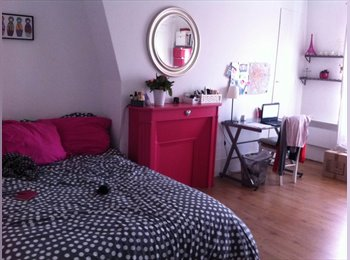 55m2,  Paris 14ème, looking for a new roommate
