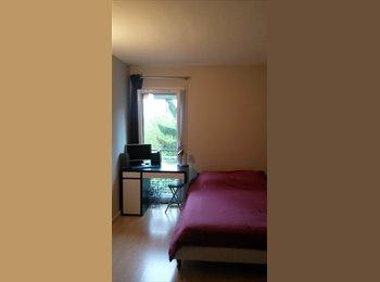 Appartager FR - Chambre meublée  dans agréable quartier, Sceaux - 600 € /Mois