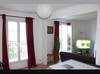 Appartager FR - Colloc cool_appart génial_Paris 14ème - 14ème Arrondissement, Paris - Ile De France - 800 € /Mois
