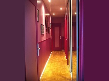 Appartager FR - Chambre à louer - Montmagny, Paris - Ile De France - 500 € /Mois