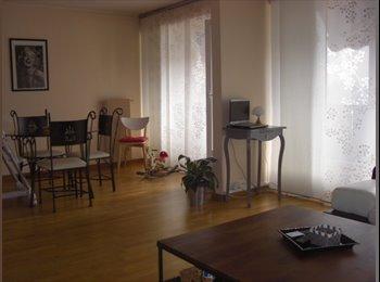 100 m2 en colocation meublé
