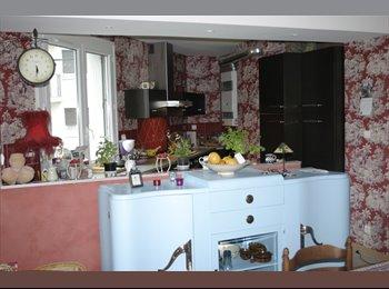 Appartager FR - appartement 100m2 tout équipé Tarbes - 4 chambres - Tarbes, Tarbes - 225 € /Mois