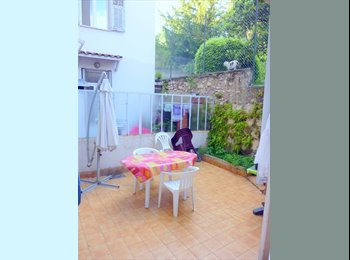 Appartager FR - Recherche colocataire Nice (quartier Magnan), Nice - 460 € /Mois