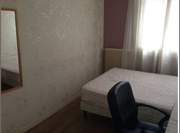 Chambre à louer a Stains proche de Paris