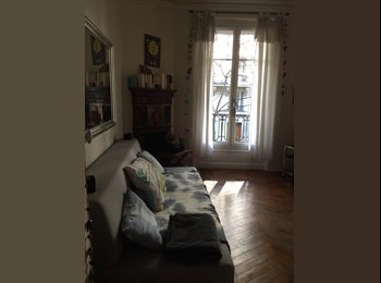 COLOCATION 2 PIECES A MONTMARTRE