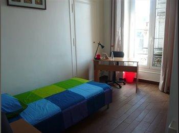 Loue 2 chambres simples plein centre ville de Nice 5...