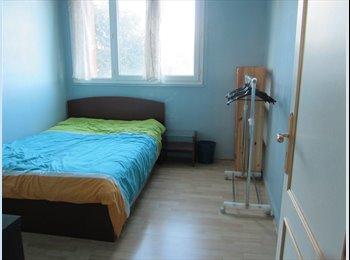 Chambre meublée à Villejuif 10m2 proche  (métro 7)