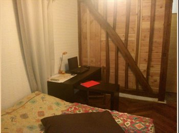 Chambres en co-location
