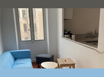 Fully furnished room Marseille city center