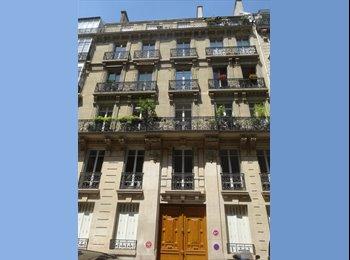 Appartager FR - Nice flatshare - Colocation sympa - Paris 8th - 8ème Arrondissement, Paris - Ile De France - 900 € /Mois