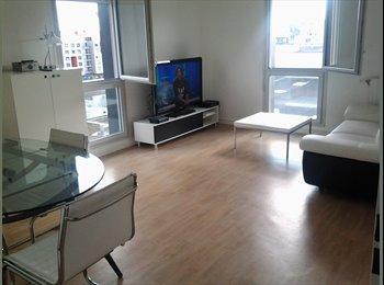 Appartager FR - Loue chambre immeuble neuf - Vitry-sur-Seine, Paris - Ile De France - 300 € /Mois