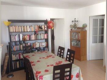 Location chambre La Plaine Saint Denis
