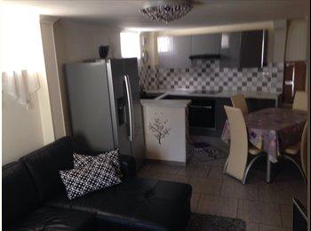 Maisonnette en duplex en colocation