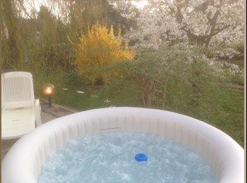 Appartager FR - Cherche colocataire sympa près de Mulhouse - Kingersheim, Mulhouse - 250 € /Mois