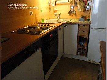 Appartager FR - chambre meublée disponible dans coloc BESANCON CENTRE ville au 09/04/16 - Besançon, Besançon - 400 € /Mois