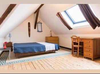 Appartager FR - Chambre spacieuse et calme face université, Le Havre - 400 € /Mois
