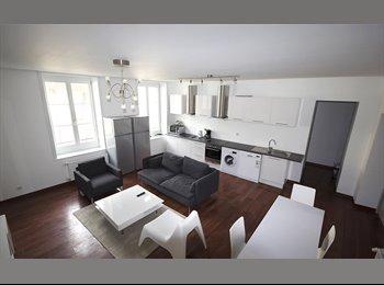 Chambre Luxe - Centre et Vielle Ville (ref : Apt3-ch1)