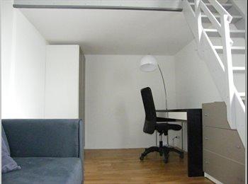chambre à louer dans bel appartement à Collégien