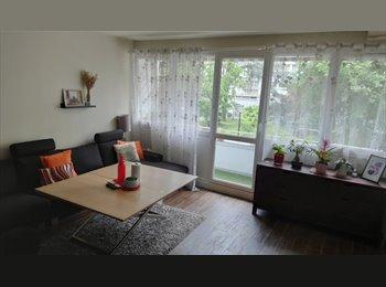 70 m2 - meublé - 1 chambre libre asap