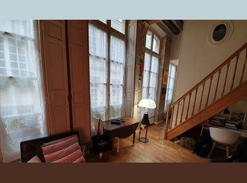 Paris 3ème, 55 m², rue St Martin- 2 chambres