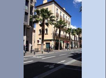 loue T5 meublé 110m2 centre Perpignan