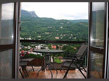 Appartager FR - 2 chambres meublées banlieue sud de Grenoble - Seyssins, Grenoble - 350 € /Mois