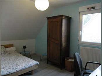 Chambre à louer dans maison individuelle