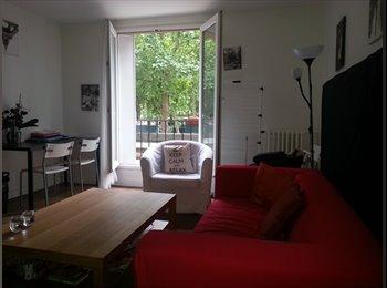 Appartager FR - Colocation très sympa dans le 15ème, Paris - Ile De France - 750 € /Mois