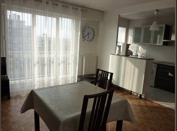 appartement de 65m2 en colocation pour étudiants