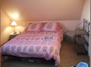 Appartager FR - loue chambre meublée dans maison - Bizanos, Pau - 290 € /Mois