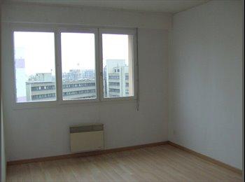 Colocation  3 personnes - appartement 3 pièces