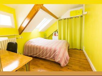 Appartager FR - Chambre à louer à Bures sur Yvette - Bures-sur-Yvette, Paris - Ile De France - 475 € /Mois
