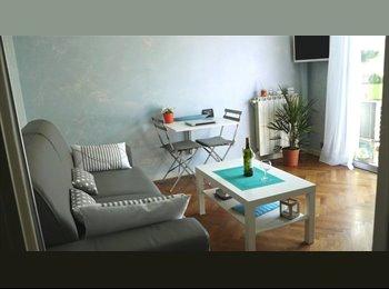 Magnifique Studio + Balcon carré d'or